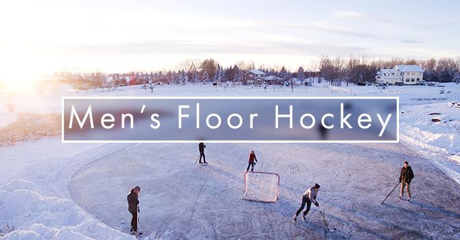 Men's Floor Hockey
