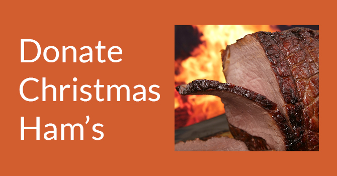 Donate Ham's to St. Paul's image