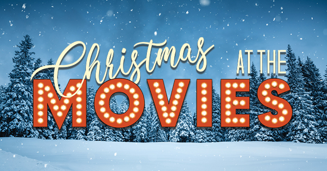 "Help us Invite the Community to ""Christmas At The Movies"" image"