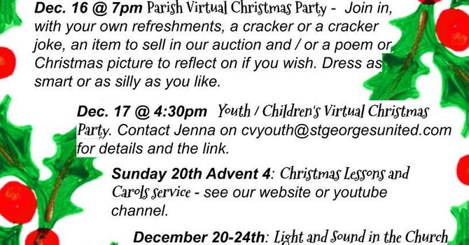 Christmas Events image