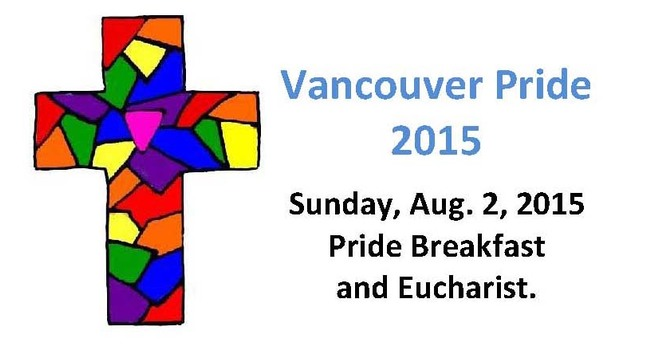 Pride Breakfast and Eucharist at St. Paul's