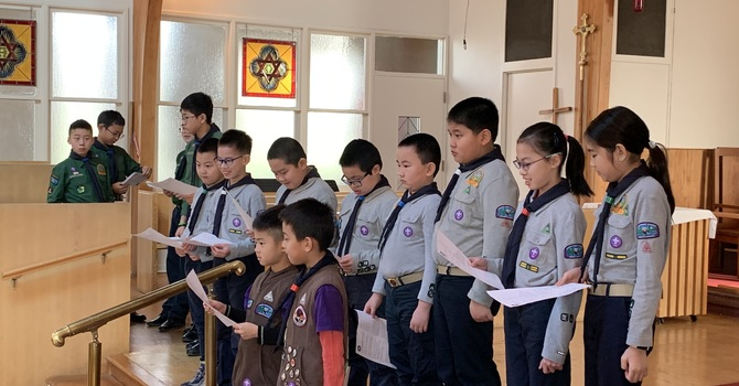 Scouts Sunday image