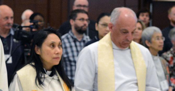 Rev Marion Regional Dean at Synod image