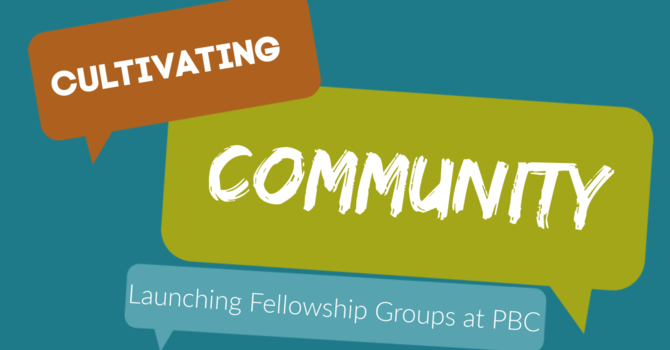 Cultivating Community Part 3