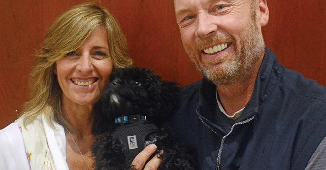 Arlene, Regan and Beau image