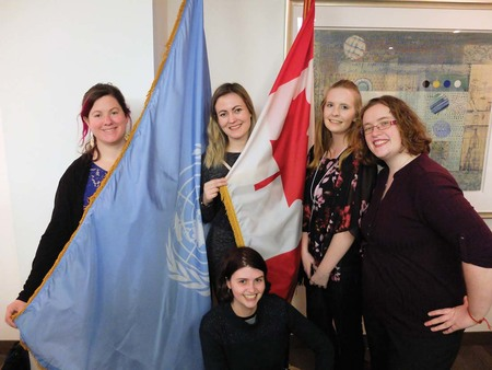 Youth Transforming Unjust Structures of Society for Women and Girls