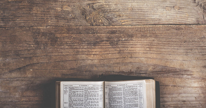 New Sunday School Classes start Jan 3rd image