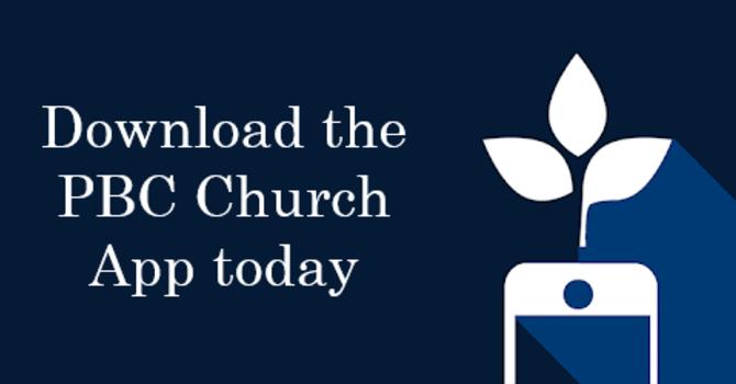 Download the PBC App image