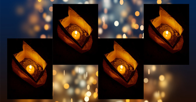Advent 4: I Believe in the Light image