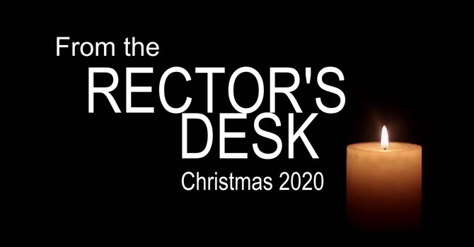 From the Rector's Desk image