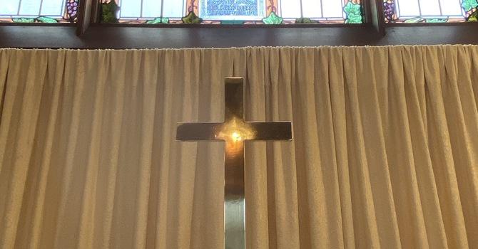 Morning Prayer - Lent 5 image