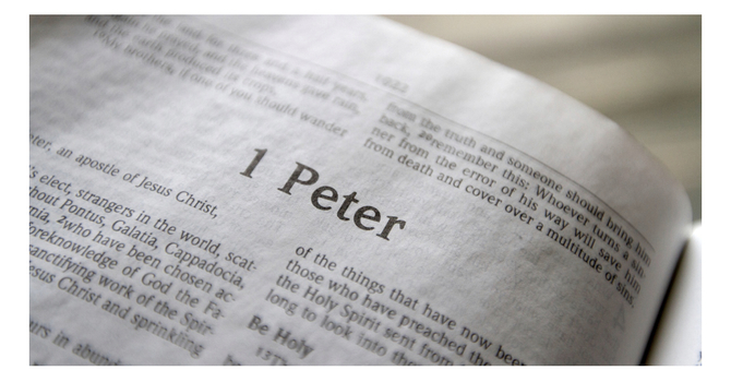 1 Peter 3