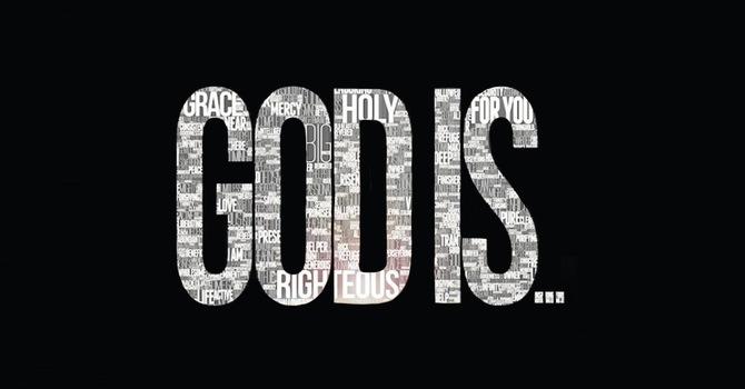 God Is... Love
