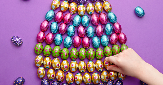 Support Spectrum with your Purdy's  Easter chocolate orders  - Buy Now image
