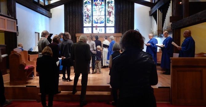 Community Gathers for Soulful Good Friday  image