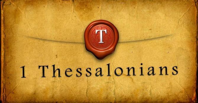 1 Thessalonians 4:13-18