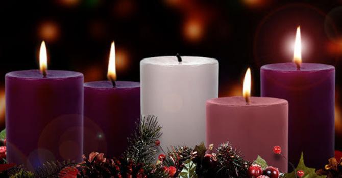 Bulletin: Advent Four image