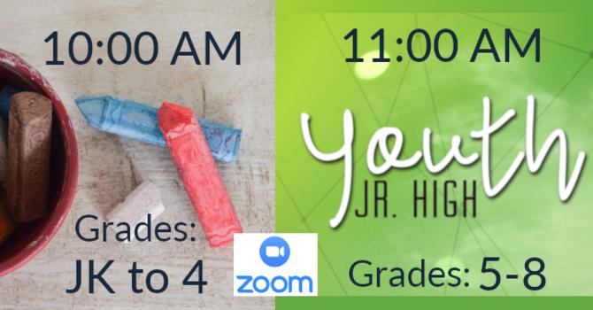 Zoom Bible School