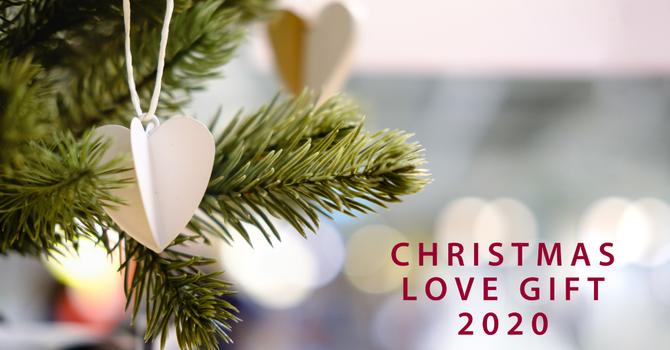 CBWC Christmas Love Gift 2020 image