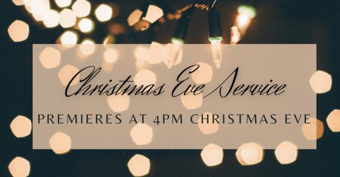 CHRISTMAS EVE SERVICE  image