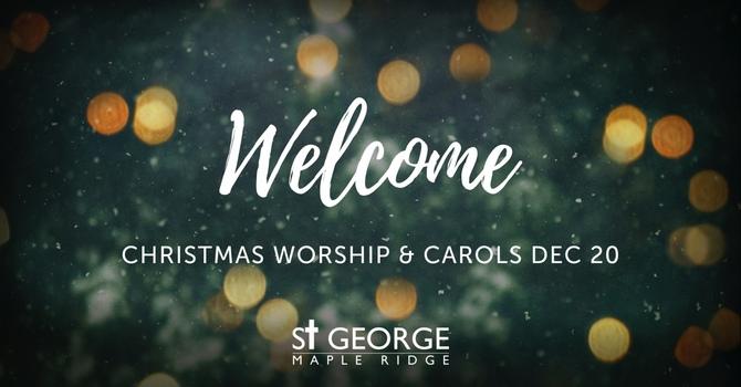Christmas Worship & Carols