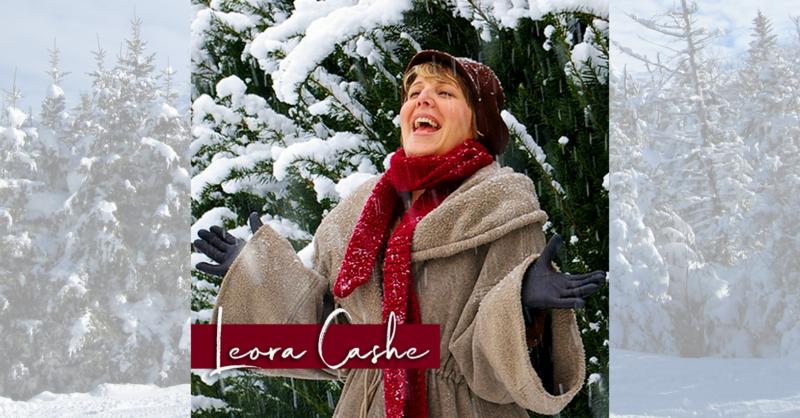 Jazzy Christmas Vespers with Leora Cashe & Jaye Krebs