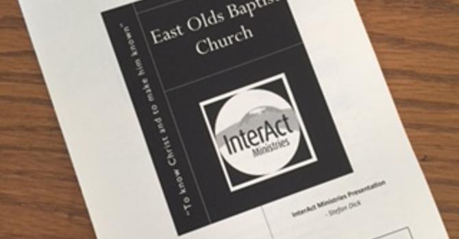 May 7, 2017 Church Bulletin image