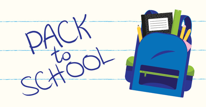 Serve the City: Pack to School image