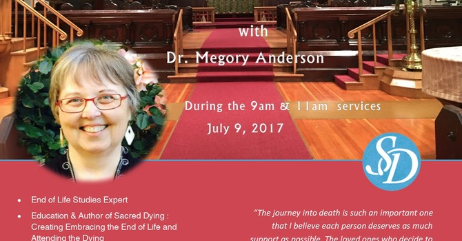 Sacred Presence with the Dying image