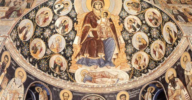 On the Sunday before Nativity: the Genealogy of Christ image