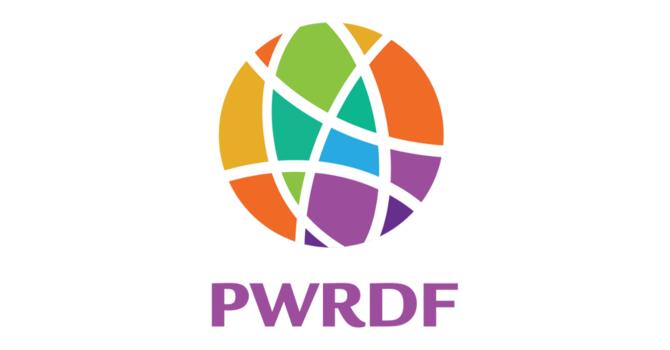 PWRDF July Update image