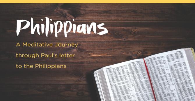 Meditative Journey through Philippians