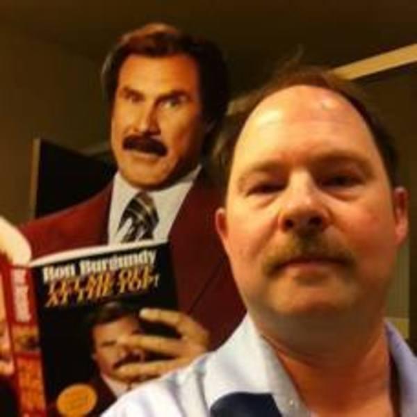 Rick Haaland Movember Campaign