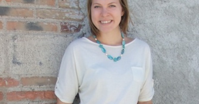 Christi Fedusiak-new to Global Missions image