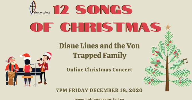 12 Songs of Christmas Concert image