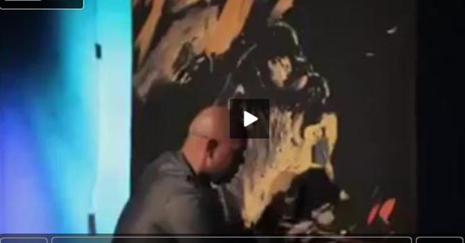 Artist's Breathtaking Performance image