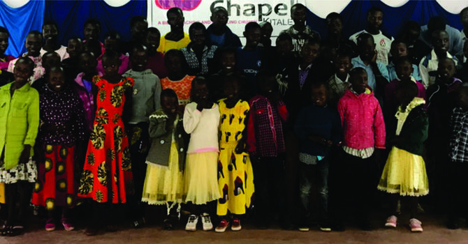 Mercy and Caring Children's Homes Kenya 2020 image