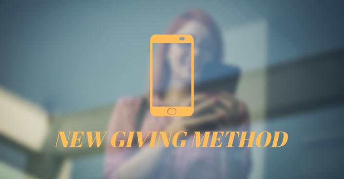 New Giving Method image