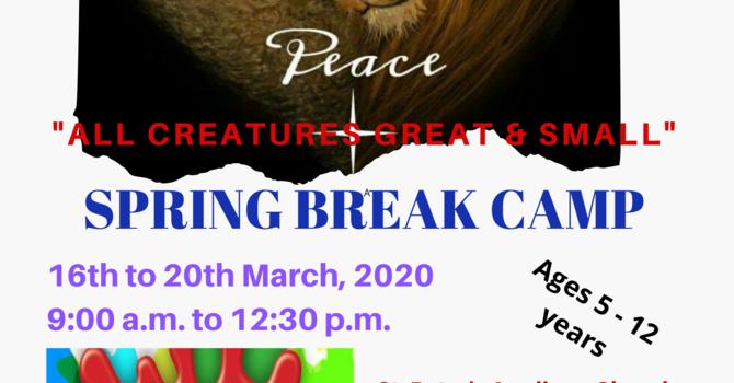 Messy Church Spring Break Camp