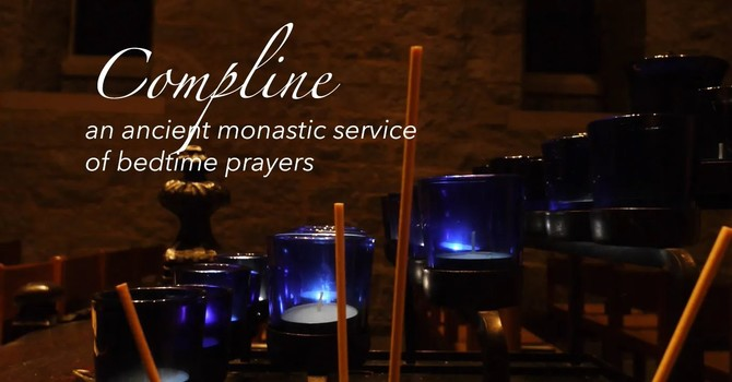 Compline Prayer image