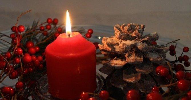 Virtual Christmas services image