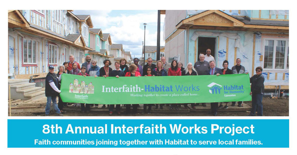 Habitat for Humanity Interfaith Works Project
