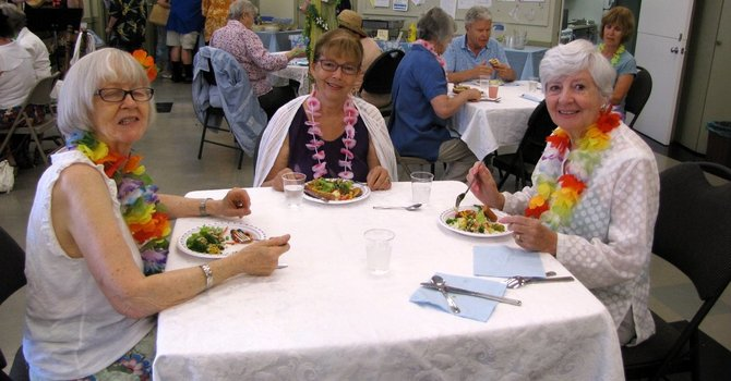 Hot Senior's Lunch Helps Our Community image