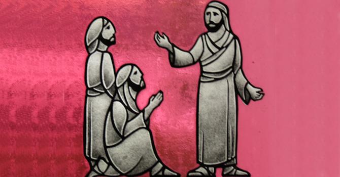 """Jesus Teaches Using Hyperbole"""