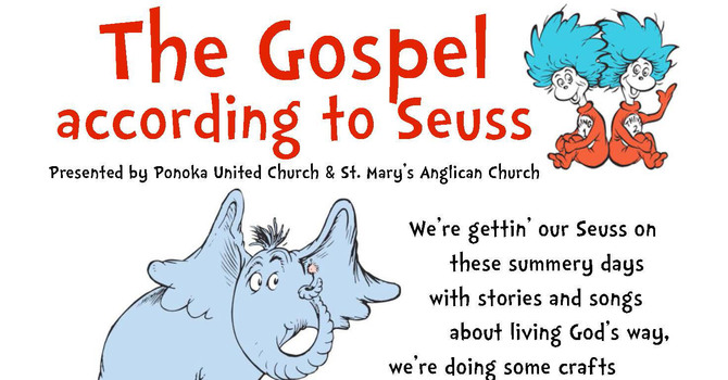 The Gospel According to Seuss Summer VBS