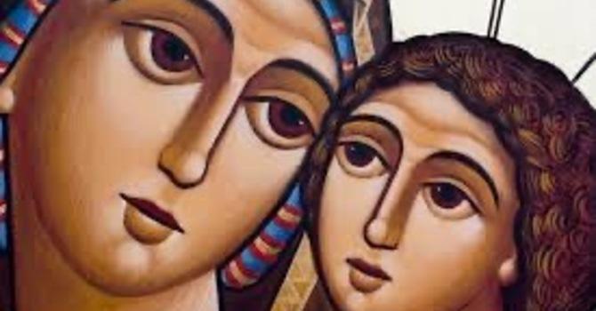Advent 4 Holy Eucharist  image