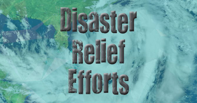 Disaster Relief Efforts image