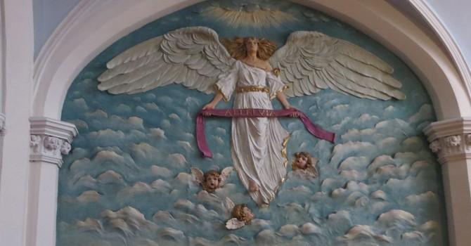 History of St. Mark's Church image