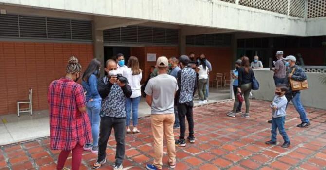 Ecumenical Team Accompanies Venezuelan Legislative Elections image