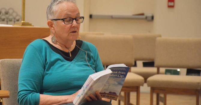 Anna Redsand at St. Dunstan's, Aldergrove image